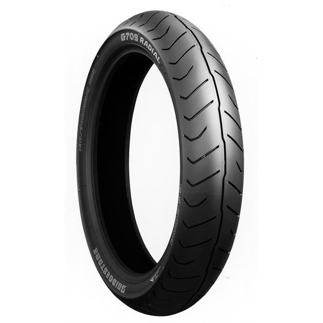 Pneu - Moto - EXEDRA G709 - Bridgestone - 130-70-18-63-H