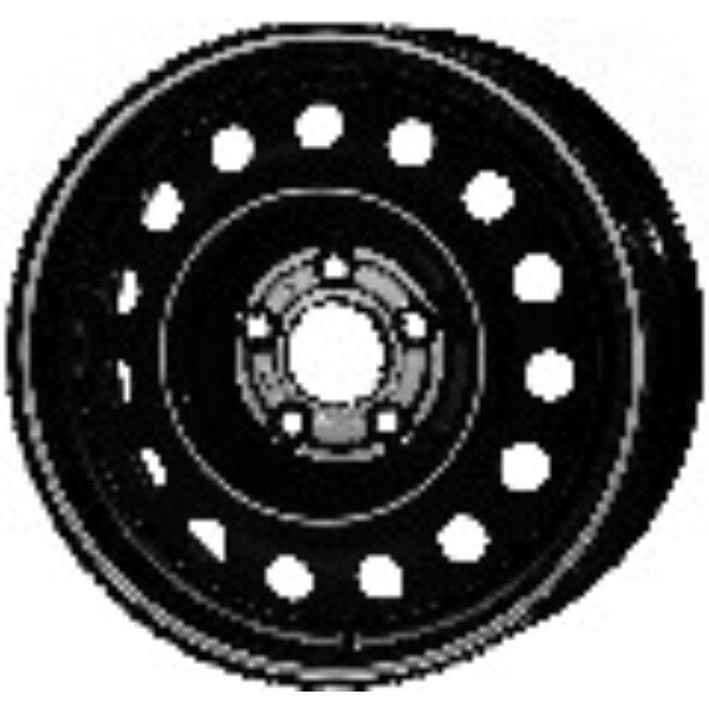 Jante Tôle 16 Pouces - 5 Trous - 6,5x16 5x114,3 Et48 Al67