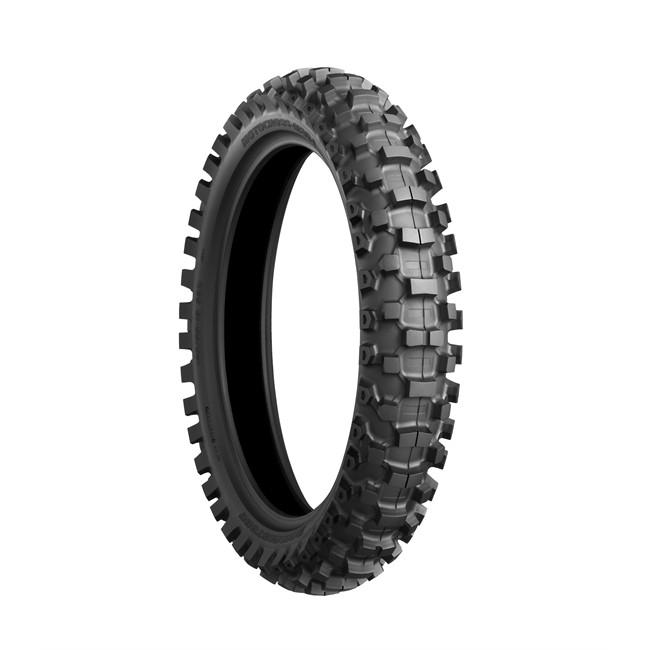Pneu - Moto - M204 - Bridgestone - 80-100-12-41-M