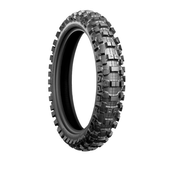 Pneu Moto Bridgestone M404 80/100r12 41m