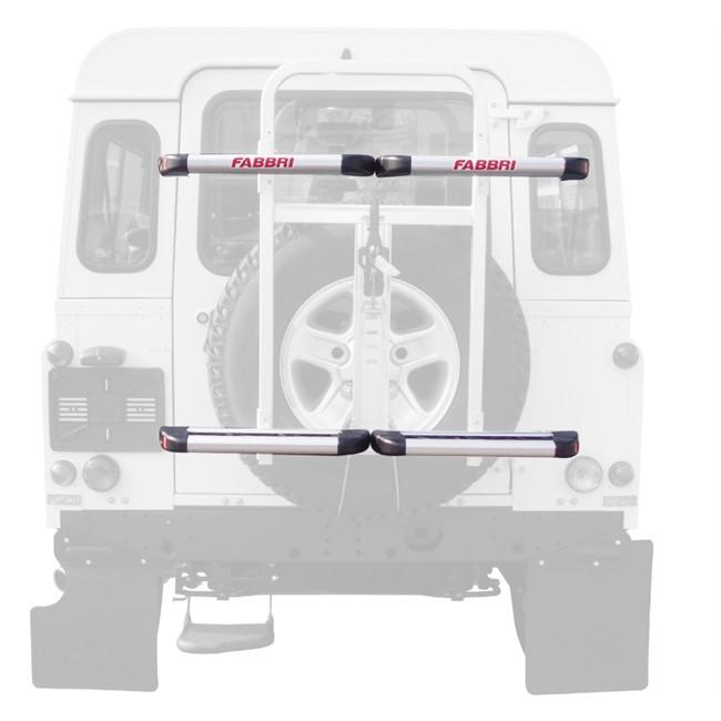 option porte skis snowboards pour fabbri gringo 4x4. Black Bedroom Furniture Sets. Home Design Ideas
