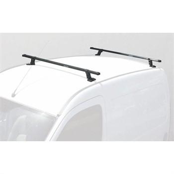 2 barres de toit compl tes montblanc prorack 200 en acier. Black Bedroom Furniture Sets. Home Design Ideas