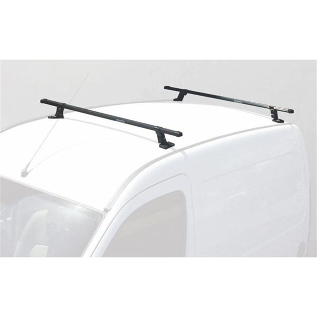 2 barres de toit compl tes montblanc prorack 205 en acier. Black Bedroom Furniture Sets. Home Design Ideas