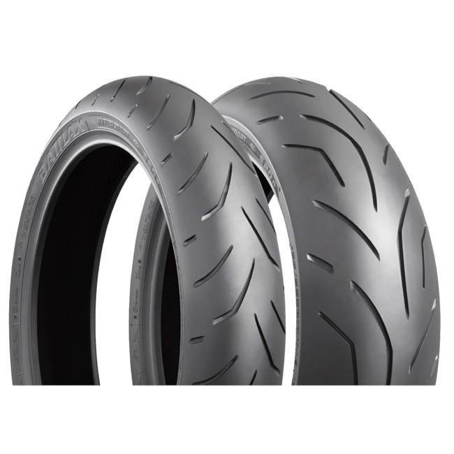 Pneu Moto Bridgestone Battlax Bt-021r 180/55r17 73w