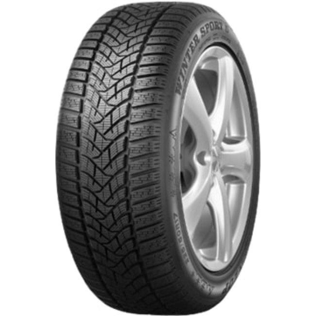 Pneu - Voiture - WINTER SPORT 5 - Dunlop - 195-55-16-91-H