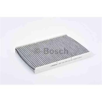 filtre d 39 habitacle charbon actif bosch r2300. Black Bedroom Furniture Sets. Home Design Ideas