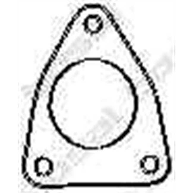 joint chappement bosal 256 788. Black Bedroom Furniture Sets. Home Design Ideas