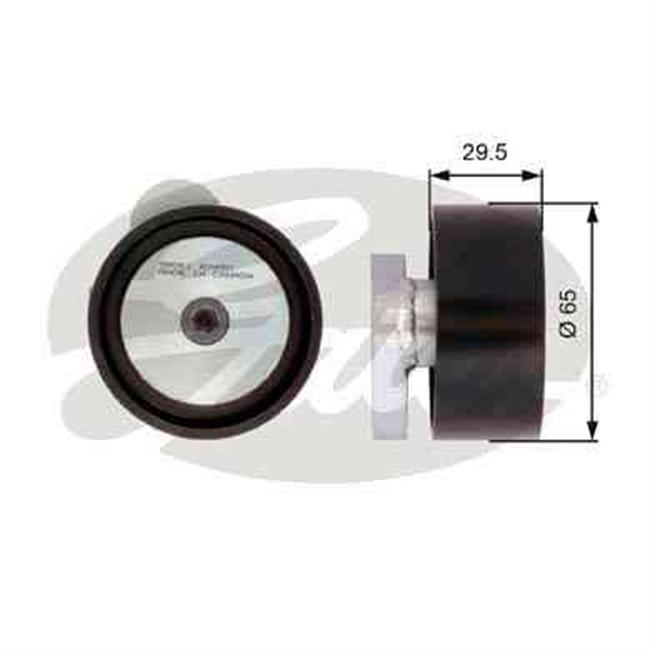 galet tendeur de courroie d 39 accessoires gates r f t39061. Black Bedroom Furniture Sets. Home Design Ideas