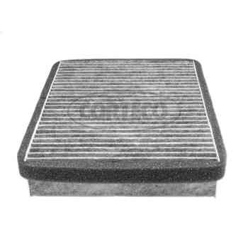 filtre d 39 habitacle charbon actif corteco cc1293. Black Bedroom Furniture Sets. Home Design Ideas