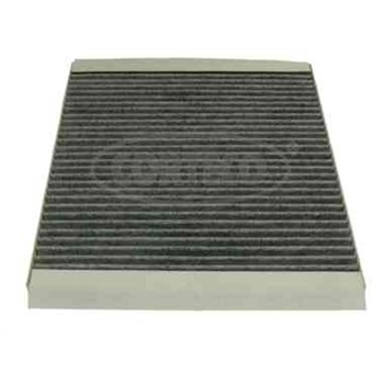 filtre d 39 habitacle charbon actif corteco cc1072. Black Bedroom Furniture Sets. Home Design Ideas
