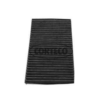 filtre d 39 habitacle charbon actif corteco cc1418. Black Bedroom Furniture Sets. Home Design Ideas