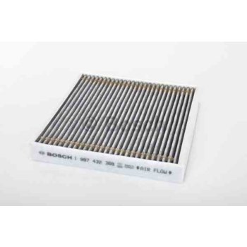 filtre d 39 habitacle charbon actif bosch r2368. Black Bedroom Furniture Sets. Home Design Ideas