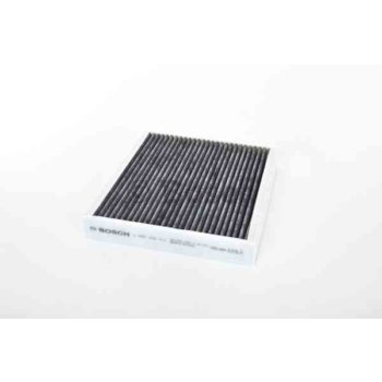 filtre d 39 habitacle charbon actif bosch r2411. Black Bedroom Furniture Sets. Home Design Ideas