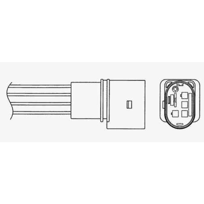 Sonde Lambda Ngk Lza11-v1