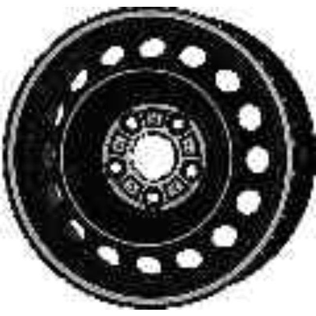 Jante Tôle 15 Pouces - 5 Trous - 6x15 5x114,3 Et39 Al60.1
