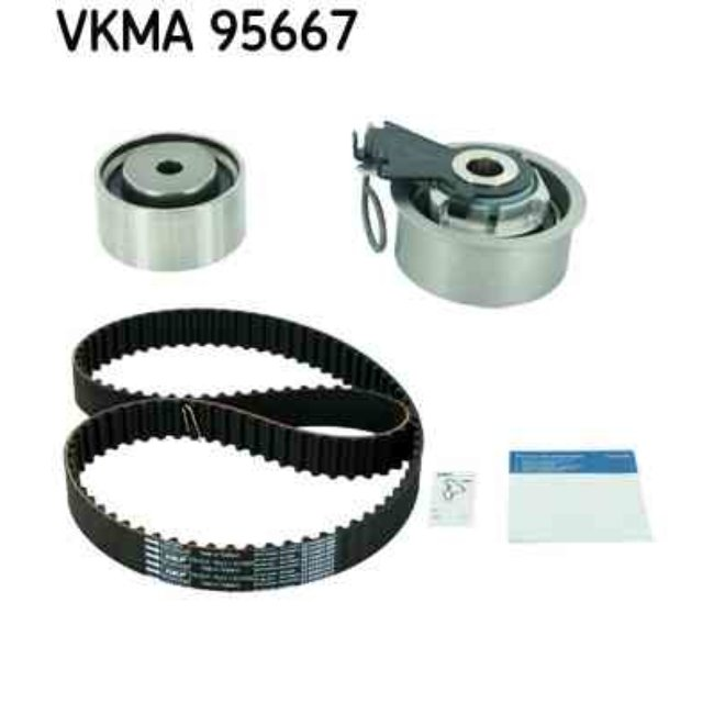 Kit De Distribution Skf Vkma95667