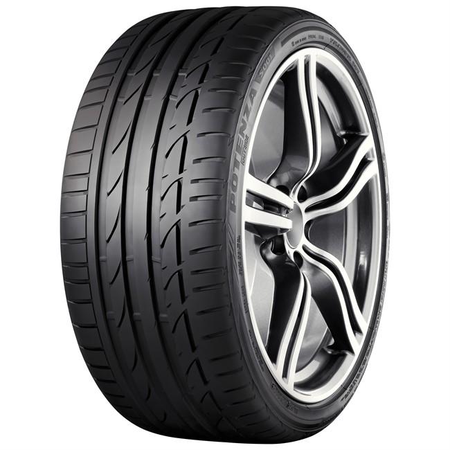 Pneu - Voiture - POTENZA S001 - Bridgestone - 205-50-17-89-Y