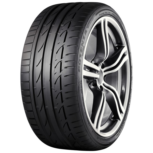 Pneu - Voiture - POTENZA S001 - Bridgestone - 225-45-18-91-Y