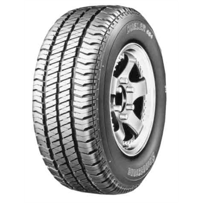 Pneu - 4X4 / SUV - DUELER H/T 684 - Bridgestone - 205-65-16-95-T