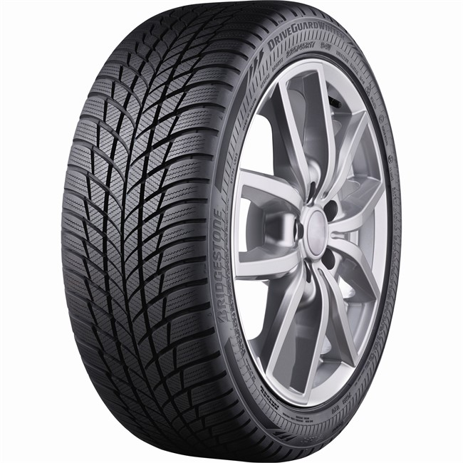 Pneu - Voiture - DRIVEGUARD WINTER - Bridgestone - 225-50-17-98-V