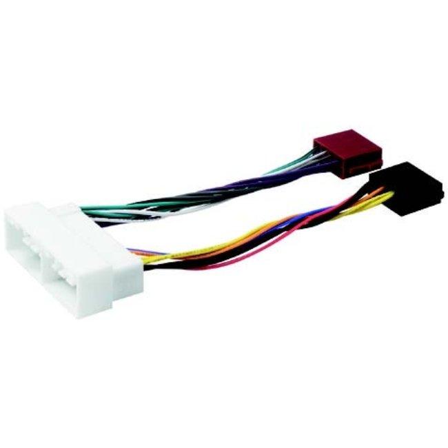 Câble Autoradio Avec Connecteur Iso - Kia/hyundai Phonocar Ref. 04647