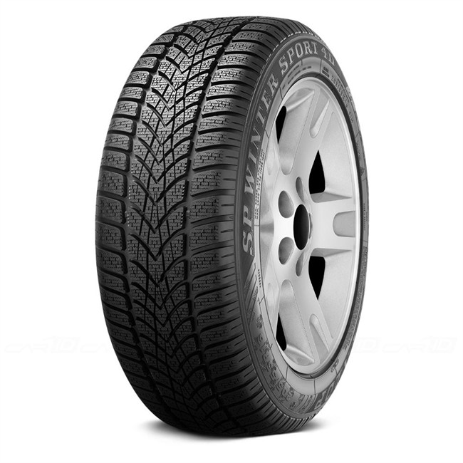 Pneu - Voiture - SP WINTER SPORT 4D - Dunlop - 225-45-18-95-H