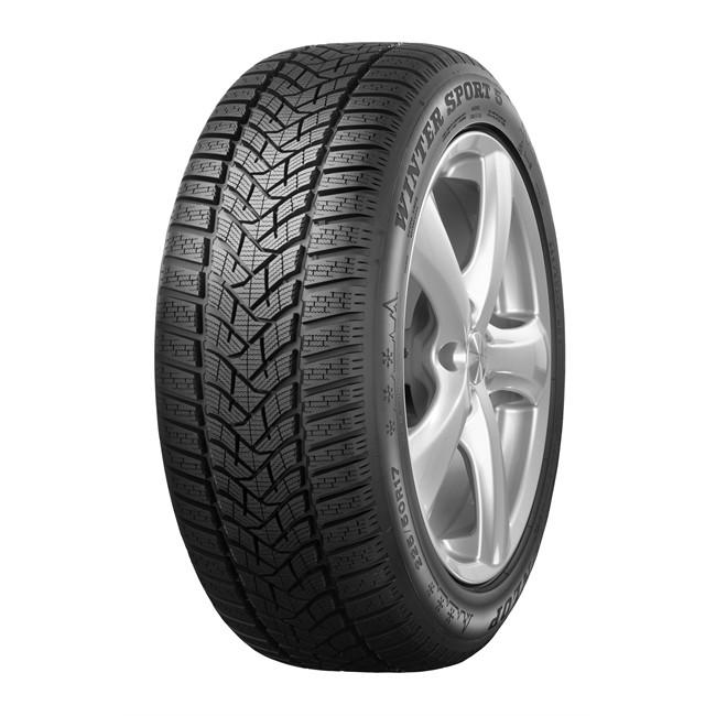 Pneu - 4X4 / SUV - WINTER SPORT 5 SUV - Dunlop - 225-65-17-102-H