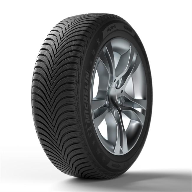 Pneu - Voiture - ALPIN 5 - Michelin - 205-50-17-93-H