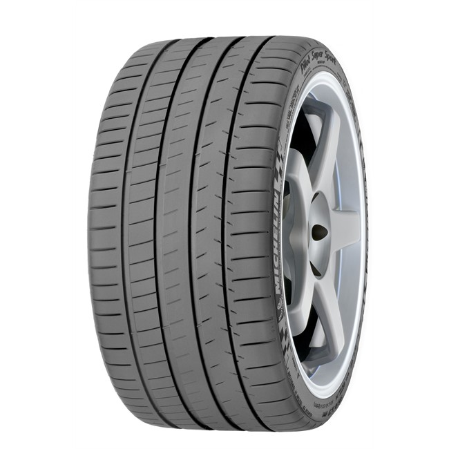 Pneu - Voiture - PILOT SUPER SPORT - Michelin - 245-40-20-99-Y