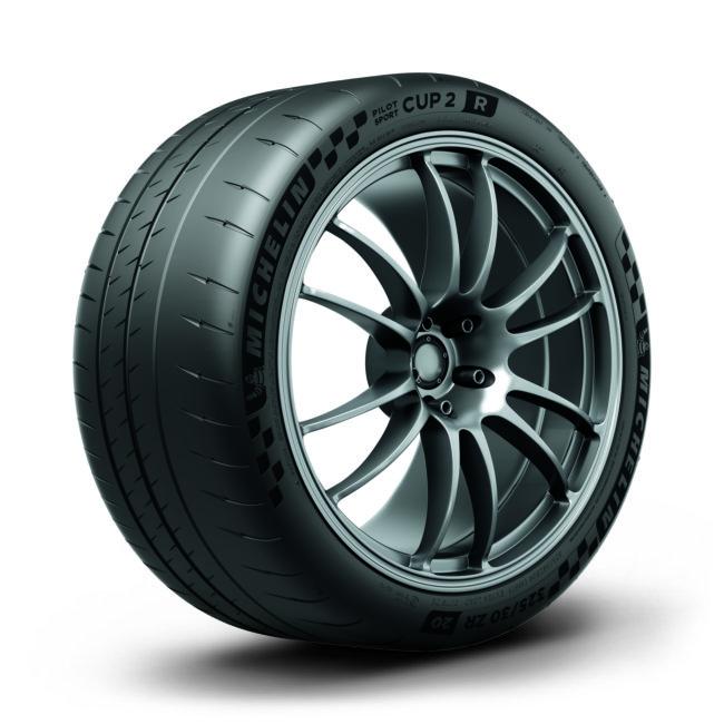 Pneu - Voiture - PILOT SPORT CUP 2 R - Michelin - 245-35-20-95-Y