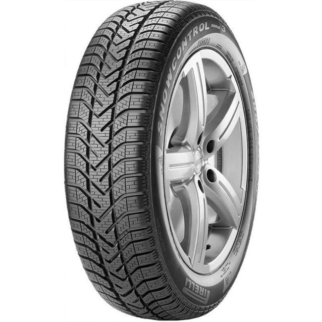 Pneu - Voiture - WINTER 190 SNOWCONTROL SERIE 3 - Pirelli - 195-65-15-91-T