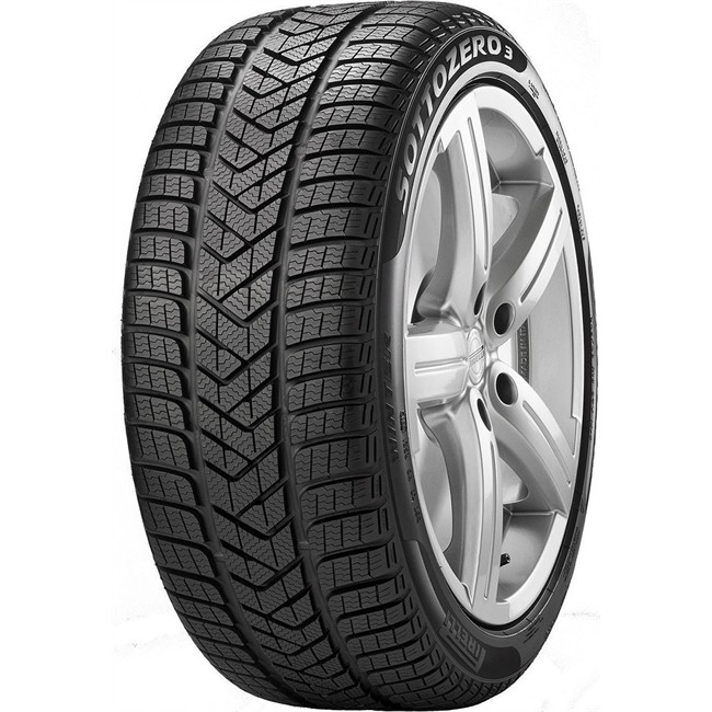Pneu - Voiture - WINTER SOTTOZERO 3 - Pirelli - 205-55-17-91-H